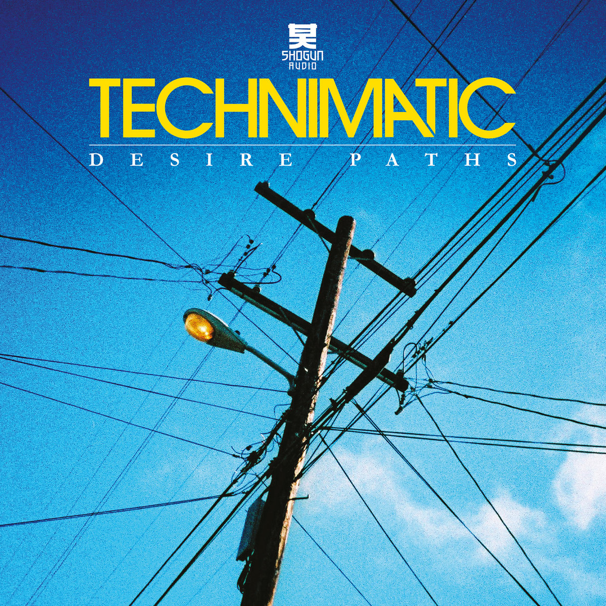 Desire Paths LP | Technimatic