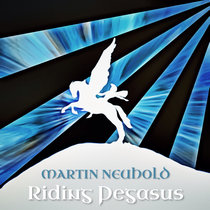 Riding Pegasus cover art
