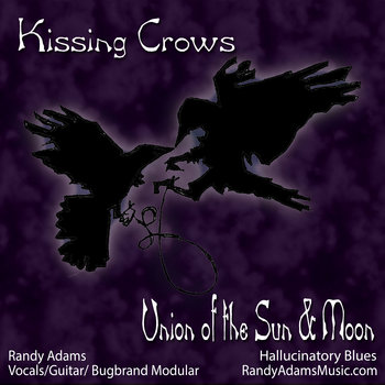 Kissing Crows by Union of the Sun and Moon