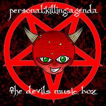 THE DEVIL'S MUSIC BOX cover art