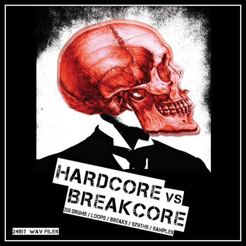 HARDCORE vs BREAKCORE SAMPLE PACK (download link inside