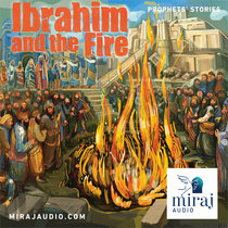 Ibrahim and the Fire (7+) cover art