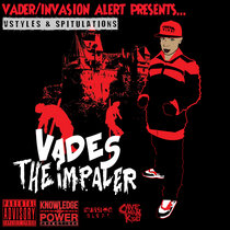 Vades The Impaler: Vstyles & Spitulations cover art