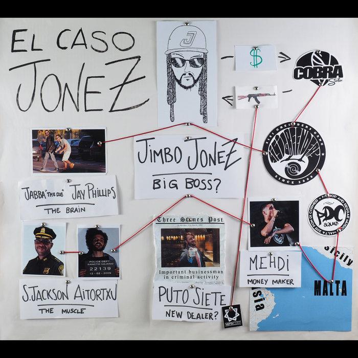 El Caso Jonez | Jimbo Jonez Greender