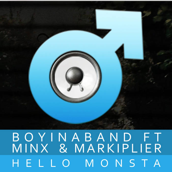 Hello Monsta feat. Minx and Markiplier cover art