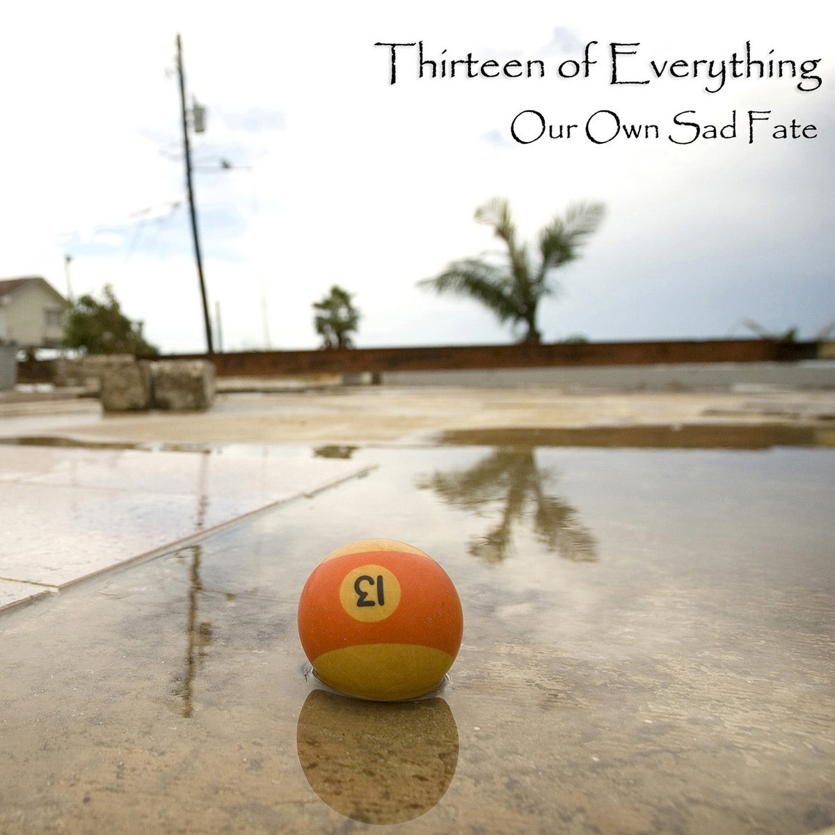 Our Own Sad Fate | Thirteen of Everything