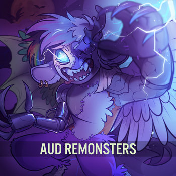 AUD REMONSTERS, by AUDMONSTERS