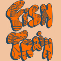 Fish Train (single) cover art
