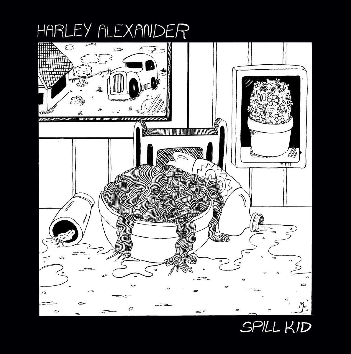 From Spill Kid By Harley Alexander