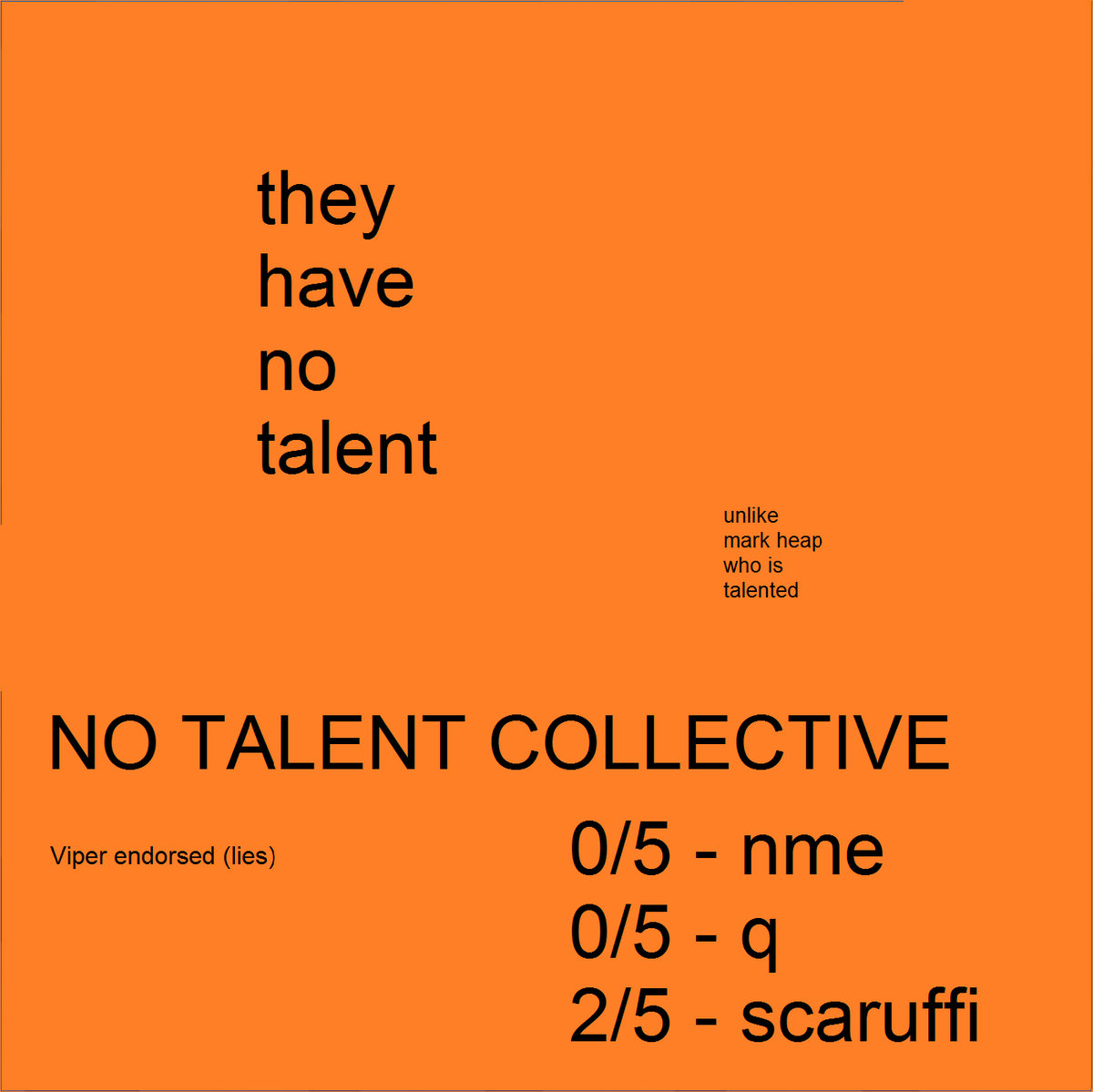 ell is back i ran out of creative song names no talent collective umbra records no talent collective bandcamp