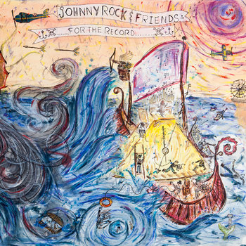 Voices From Heaven by Johnny Rock & Friends