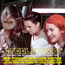 Ep 043 : Clem Bastow – Critic, comic, screenwriter & Star Wars cosplayer cover art