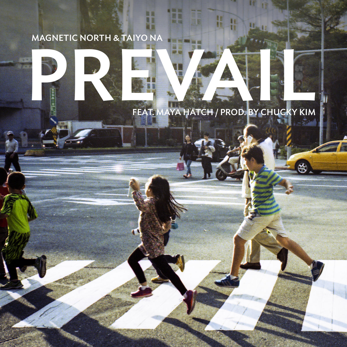 Prevail [ft  Maya Hatch / prod  by Chucky Kim] | Magnetic North