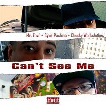 Can't See Me (Single) cover art