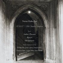 Naviar Haiku Fest - Live at the Old Church cover art
