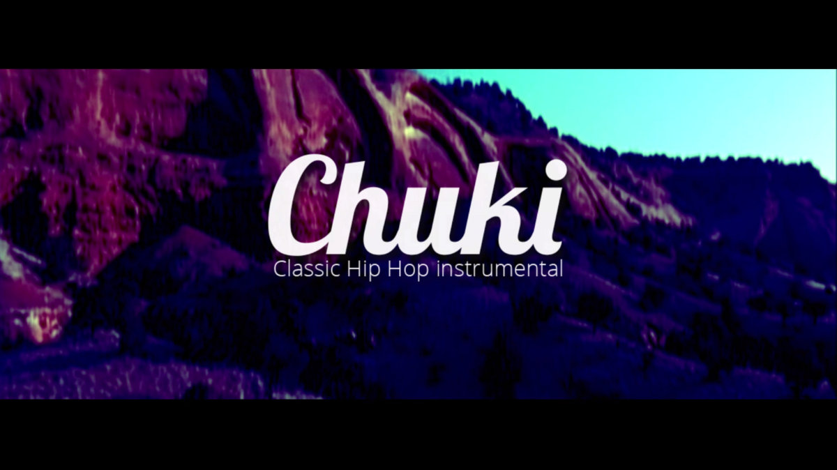 Real Chill Old School Hip Hop Instrumentals Rap Beat #12 | Chuki