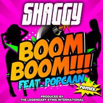 Shaggy x Popcaan - Boom Boom (Remix) cover art