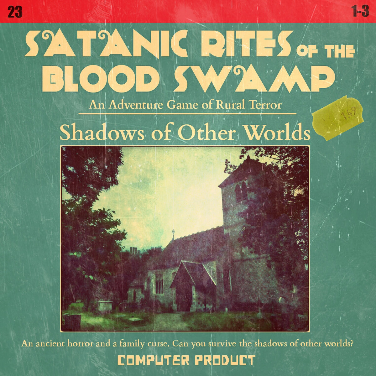 Shadows of Other Worlds | SATANIC RITES OF THE BLOOD SWAMP