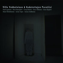 Kadotettujen Paratiisi cover art