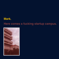 Here Comes A Fucking Startup Campus cover art