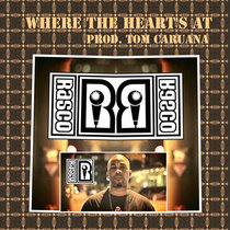 Where The Heart's At cover art