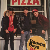 Beastie Boys Book Mix cover art