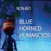 Blue Horned Humanoids Cover Art