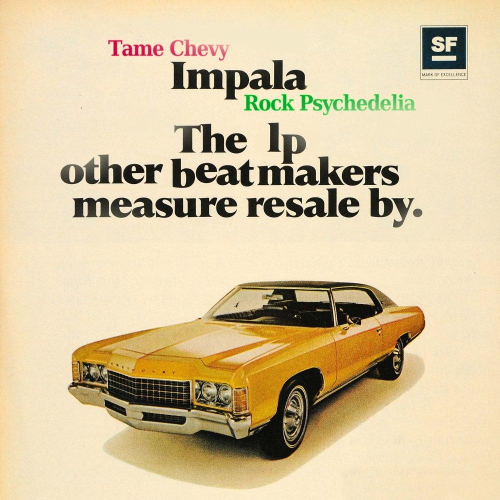 Tame chevy impala rock psychedelia 2013 sf perkele by sf perkele publicscrutiny Choice Image