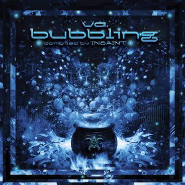 VA - Bubbling- Compiled by InSaint main photo