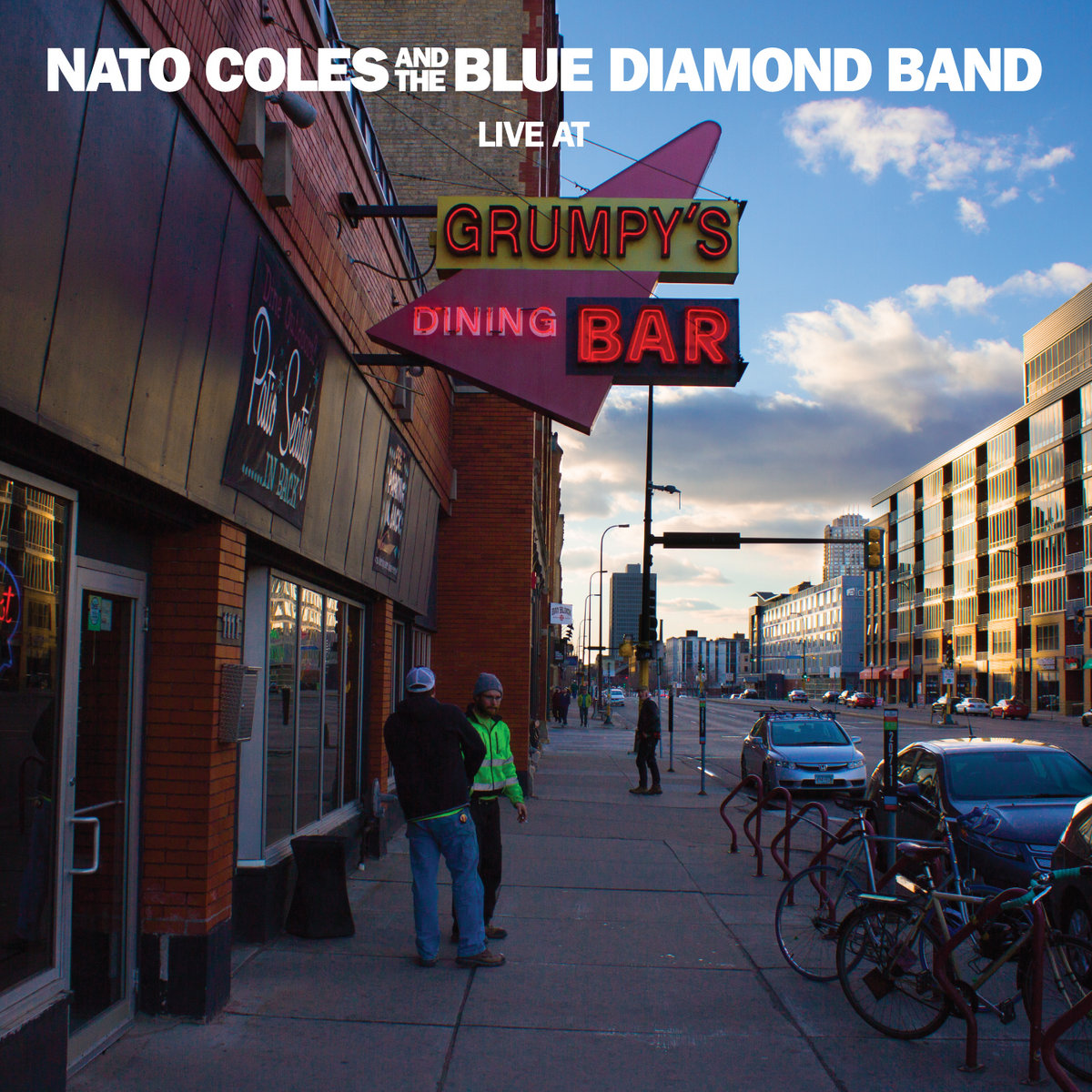 by Nato Coles and the Blue Diamond Band