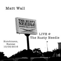 LIVE at The Rusty Needle, Hutchinson, Kansas 10/03/2016 cover art