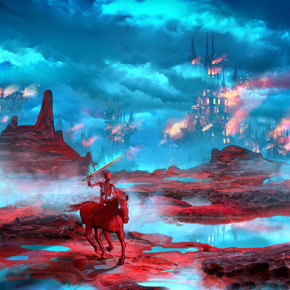 Red horse | bluetech.
