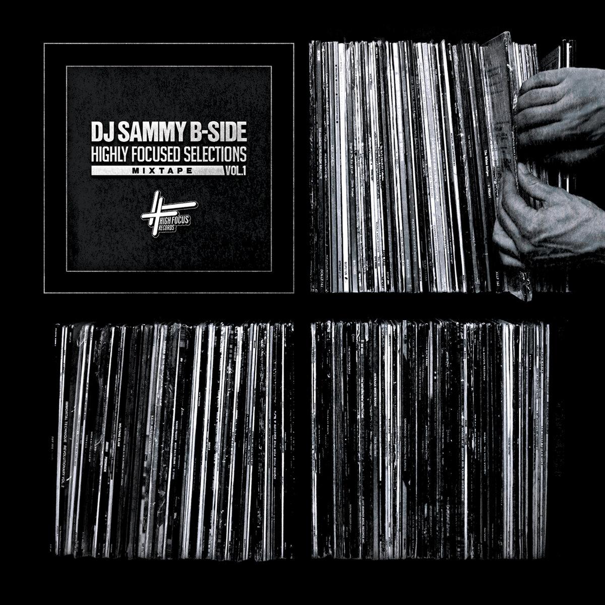 DJ Sammy B-Side - Highly Focused Intro (Beat by Leaf Dog