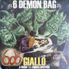 GIALLO Cover Art