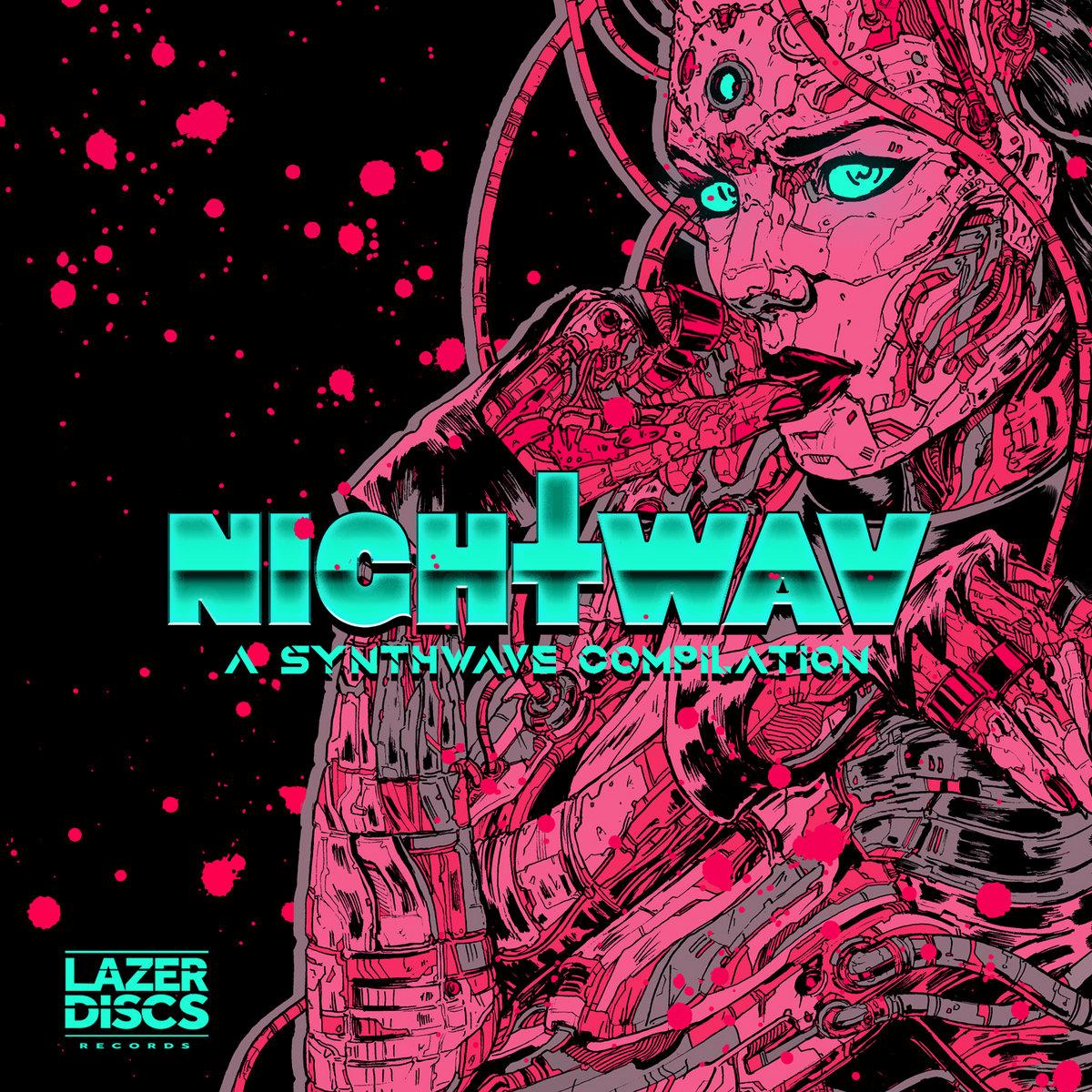 A Synthwave Compilation | Lazerdiscs Records
