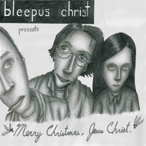 Merry Christmas, Jesus Christ cover art