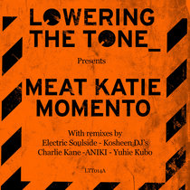 Meat Katie - Momento Remixes by Electric Soulside, Kosheen DJ's, Aniki, Charlie Kane, Yuhie Kubo) cover art