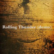 Rolling Thunder (demo) cover art