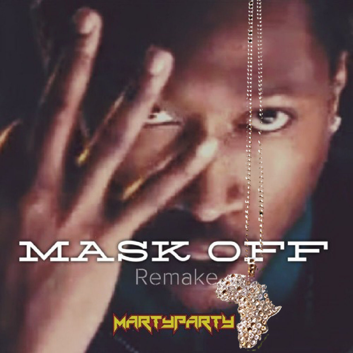 483e62875c6 Mask Off Remake. by MartyParty