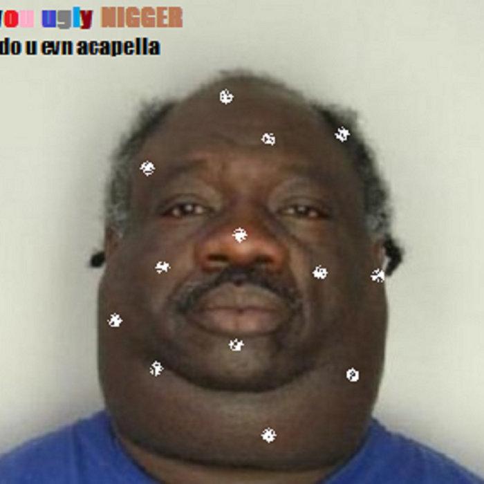 you ugly nigger | Do uevn acapella fgt.jpg