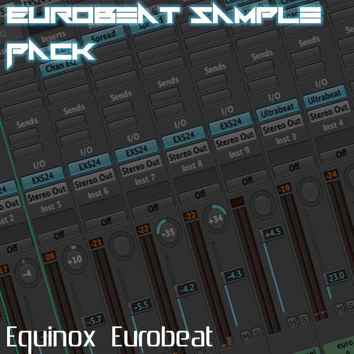 Equinox Eurobeat Sample Pack | Equinox Eurobeat
