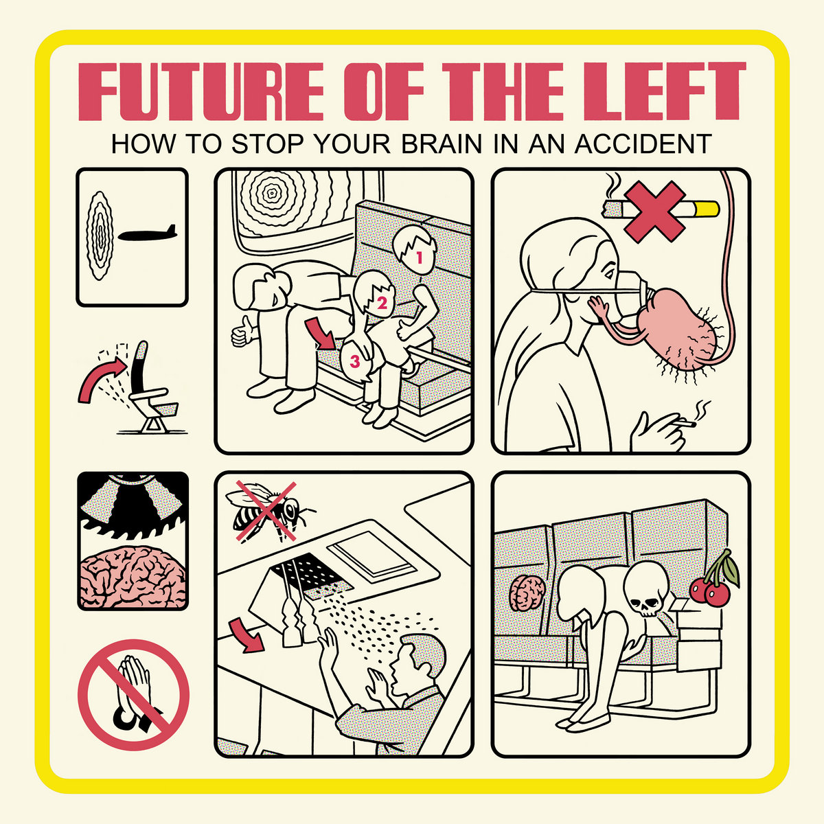 how to stop your brain in an accident | future of the left