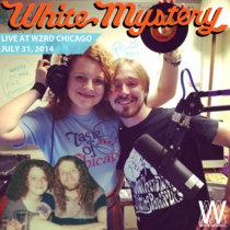 LIVE DJ Set on WZRD Chicago, 2014 cover art