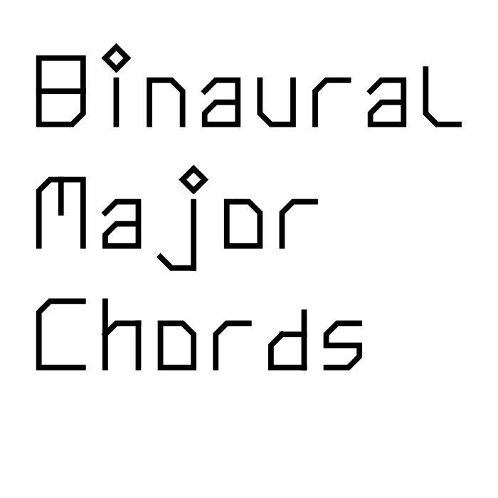 binaural major chords | jagernot
