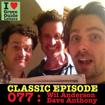 Ep 077 : Wil Anderson & Dave Anthony love the 20/06/13 Letters cover art