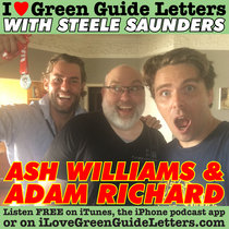 After Letters Ep 242 : Ash Williams & Adam Richard cover art