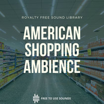 Grocery Sounds American Discounter Ambience cover art