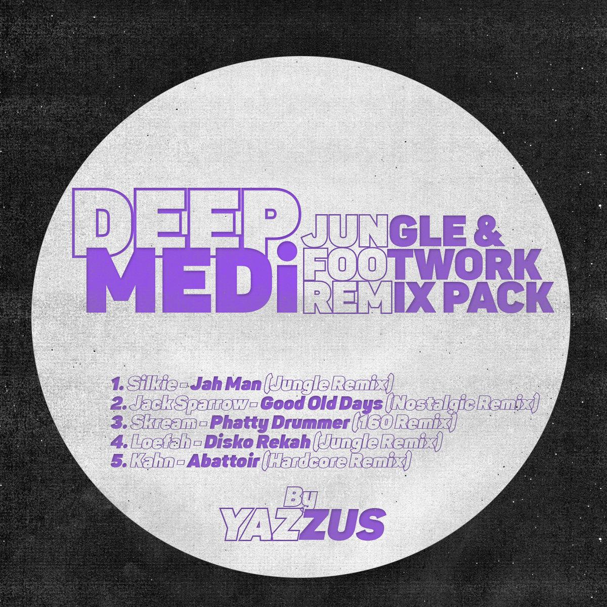 Loefah - Disko Rekah (Yazzus Jungle Remix) | Yazzus