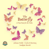 The Butterfly, A Tone Poem for the Violin cover art
