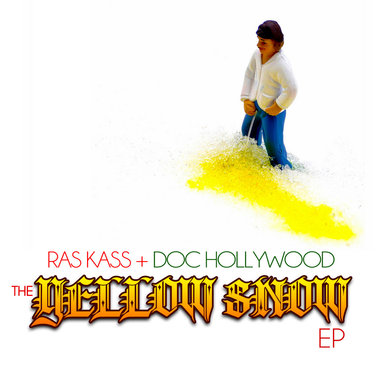 Resultado de imagen para Ras Kass & Doc Hollywood - The Yellow Snow EP